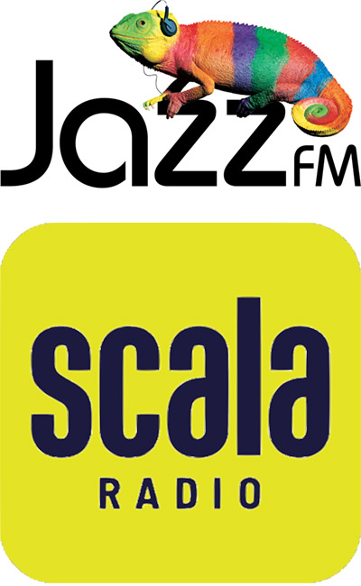 Jazz FM and Scala Radio